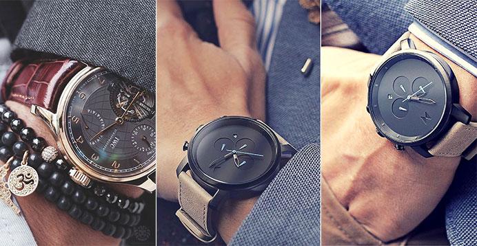 Vybíráte pánské hodinky  Na tohle se zaměřte! - Menworld.cz - on ... f5631780714