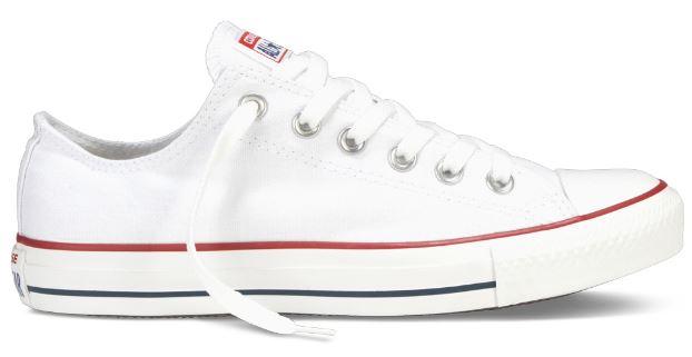 Converse bílé pánské boty Chuck Taylor Optical White